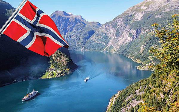 Норвежский. ТОП 25 по Версии Eks-Libris