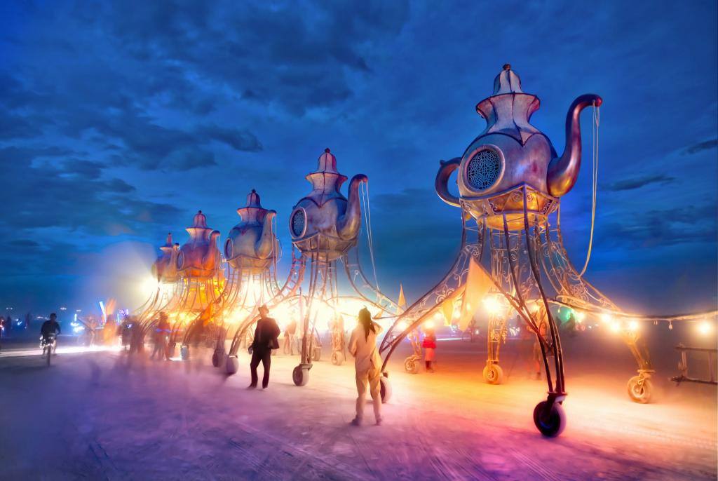 Фестиваль Burning Man что это, как туда попасть, аналоги 2