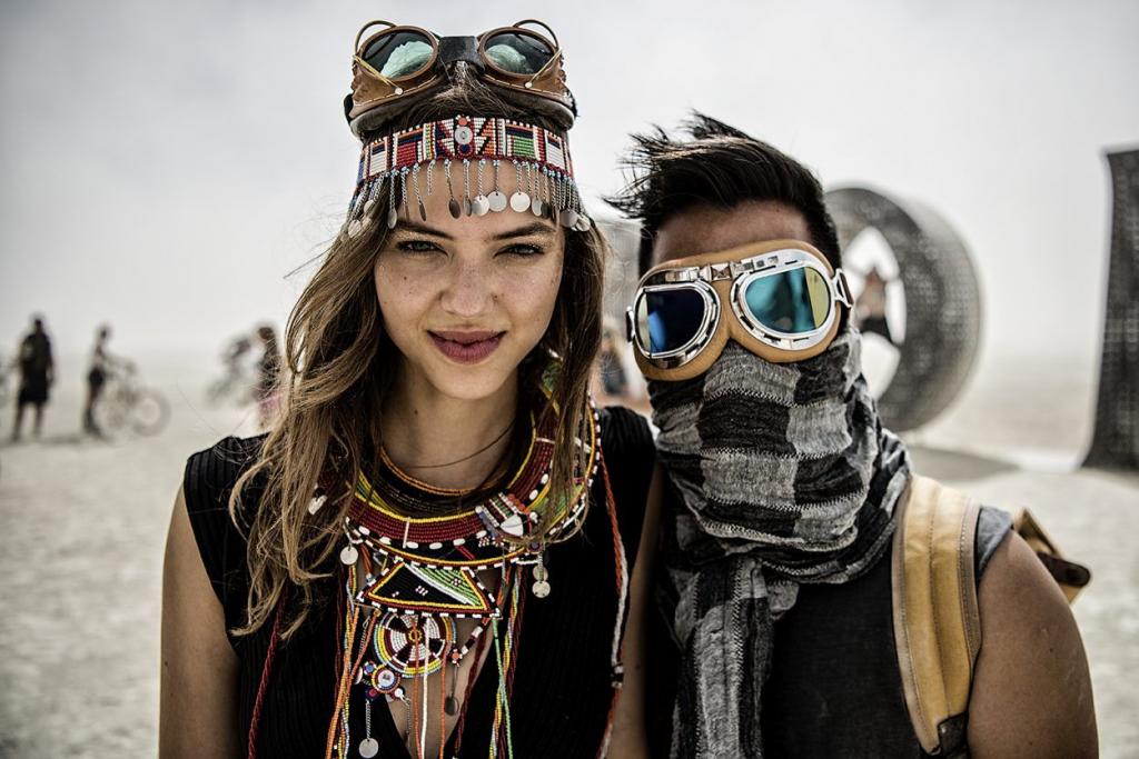 Как добраться до фестиваля «Burning Man 3