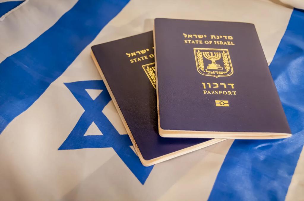 Кому необходимо оформлять визу в Израиль 2